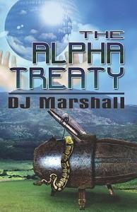 The Alpha Treaty - D.J. Marshall