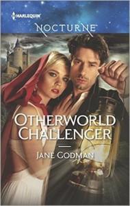 Otherworld Challenger - Jane Godman