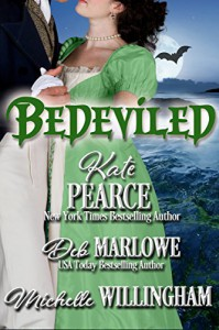 Bedeviled (The Haunting of Castle Keyvnor Book 2) - Deb Marlowe, Kate Pearce, Michelle Willingham