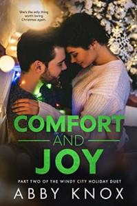 comfort  and  joy - abby  knox