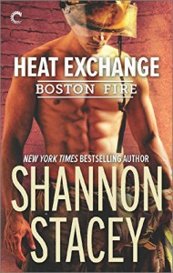 Heat Exchange (Boston Fire) by Stacey, Shannon(August 25, 2015) Mass Market Paperback - Shannon Stacey
