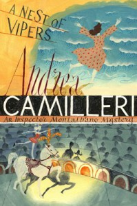 A Nest of Vipers (Inspector Montalbano Mystery) - Andrea Camilleri, Stephen Sartarelli