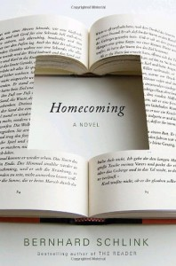 Homecoming: A Novel - Bernhard Schlink