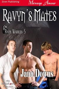 Ravyn's Mates - Jana Downs