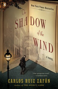 The Shadow of the Wind - Lucia Graves, Carlos Ruiz Zafón