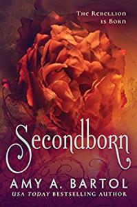 Secondborn (Secondborn Series Book 1) - Amy A. Bartol
