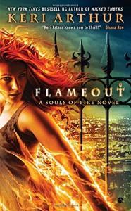 Flameout: A Souls of Fire Novel - Keri Arthur