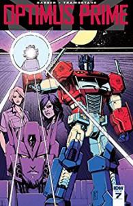 Optimus Prime #7 - John Barber, Priscilla Tramontano