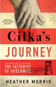 """""""Cilka's Journey"""" - Heather Morris"""