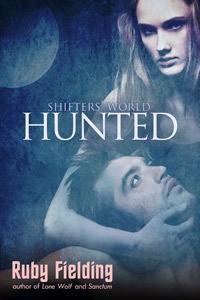 Hunted: a Shifters' World novella - Ruby Fielding