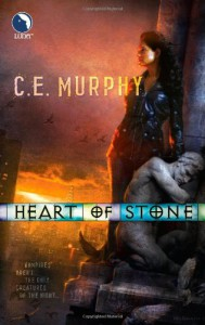 Heart Of Stone (Negotiator Trilogy, #1) - C.E. Murphy