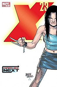 X-23 (2005) #1 - Christopher Yost, Billy Tan, Jonathan Sibal