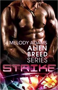 Strike - Melody  Adams