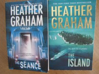 Heather Graham The Seance, The Island (2 Paperbacks) -