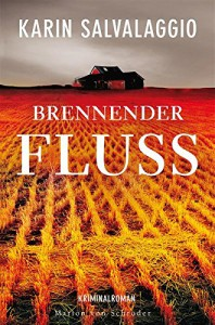 Brennender Fluss: Kriminalroman (Ein Macy-Greeley-Krimi 2) - Karin Salvalaggio, Sophie Zeitz