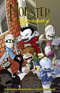 Monster Elementary Volume 1 - Nicholas Doan