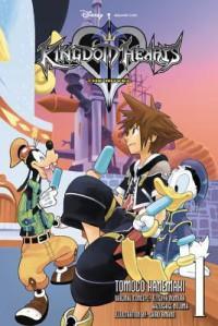 Kingdom Hearts II: The Novel, Vol. 1 (light novel) - Nojima Kazushige, Tetsuya Nomura, Tomoco Kanemaki