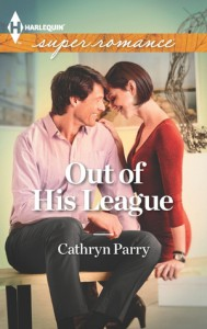 Out of His League - Cathryn Parry