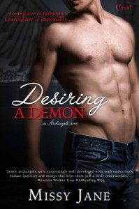 Desiring a Demon - Missy Jane
