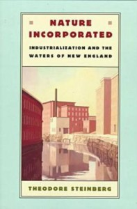 Nature Incorporated: Industrialization and the Waters of New England - Theodore Steinberg