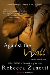 Against the Wall - Rebecca Zanetti