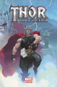 Thor: God of Thunder, Vol. 1 - The God Butcher - Jason Aaron
