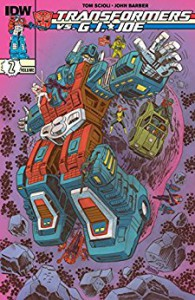 Transformers vs G.I. Joe Volume 2 - Tom Scioli, John Barber