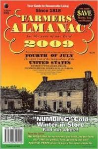 Farmers Almanac 2009 - Geiger Peter, Sondra Duncan
