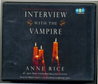 Interview With the Vampire - Anne Rice, Simon Vance