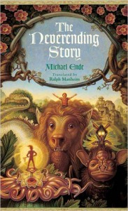 The Neverending Story - Roswitha Quadflieg, Michael Ende, Ralph Manheim