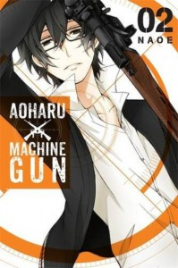 Aoharu X Machinegun, Vol. 2 - Naoe Kita