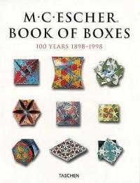M.C. Escher Book of Boxes - M.C. Escher