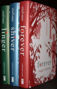 The Shiver Trilogy Shiver, Linger, Forever - Maggie Stiefvater