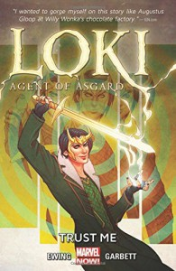 Loki: Agent of Asgard Volume 1: Trust Me - Marvel Comics