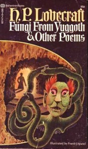 Fungi from Yuggoth and Other Poems - H. P Lovecraft