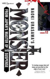 Naoki Urasawa's Monster, Volume 12: The Rose Mansion (Naoki Urasawa's Monster, #12) - Naoki Urasawa, 浦沢 直樹, Hiroki Shirota