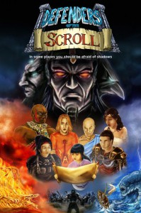 Defenders of the Scroll: History, Legend and Lore - SHIRAZ