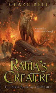 Ratha's Creature (Named) - Clare Bell