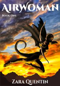 Airwoman: Book 1 - Zara Quentin