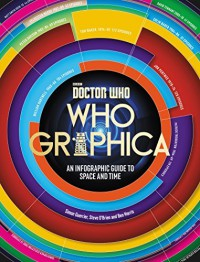 Doctor Who: Whographica: An Infographic Guide to Space and Time - Steve O'Brien, Simon Guerrier, Ben Morris