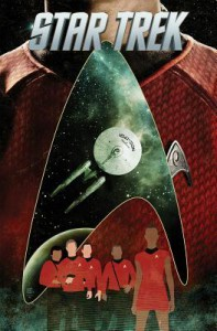 Star Trek: Ongoing, Vol. 4 - Stephen Molnar, Mike Johnson