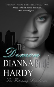 The Demon Bride (The Witching Pen series, #3) - Dianna Hardy