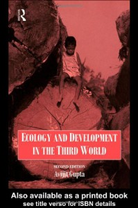 Ecology and Development in the Third World - Avijit Gupta