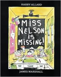 Miss Nelson Is Missing! -