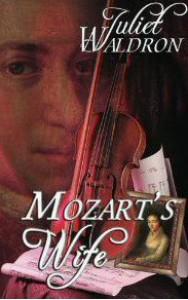 Mozart's Wife - Juliet Waldron
