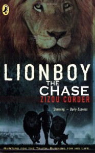 Lionboy   The Chase - Zizou Corder
