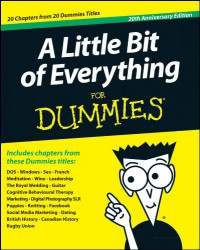 A Little Bit of Everything For Dummies - John Wiley and Sons