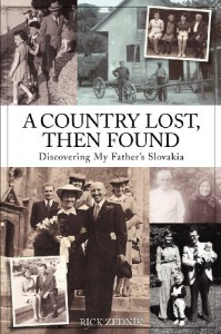 A Country Lost, Then Found - Rick Zedník