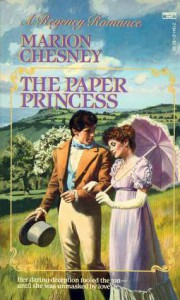 The Paper Princess - Marion Chesney