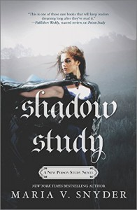 Shadow Study (Soulfinders) - Maria V. Snyder